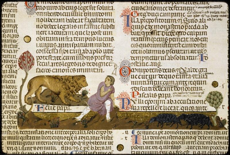 Lyon, Bibl. mun., ms. 5127, f. 231v - vue 5