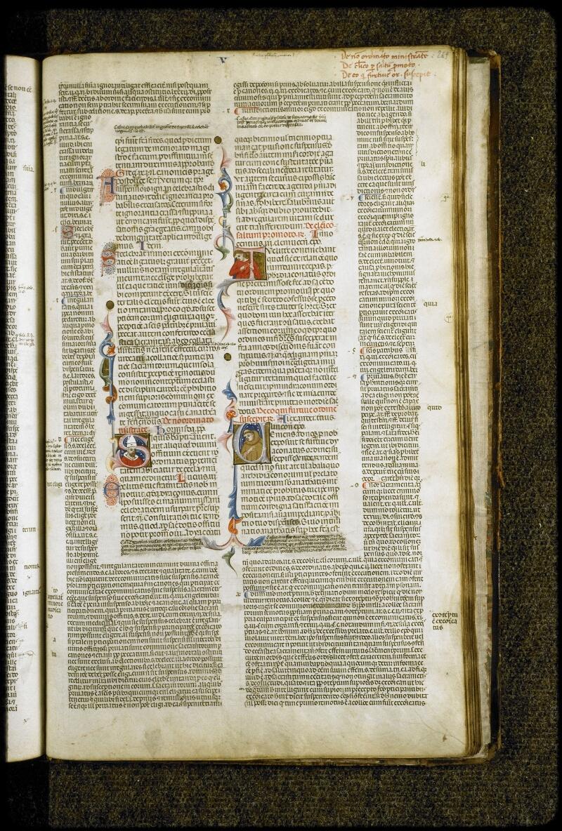 Lyon, Bibl. mun., ms. 5127, f. 261