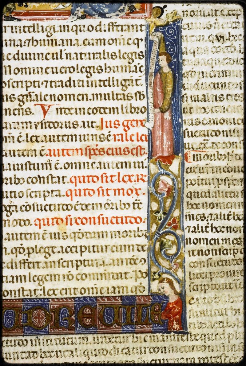 Lyon, Bibl. mun., ms. 5128, f. 001 - vue 7