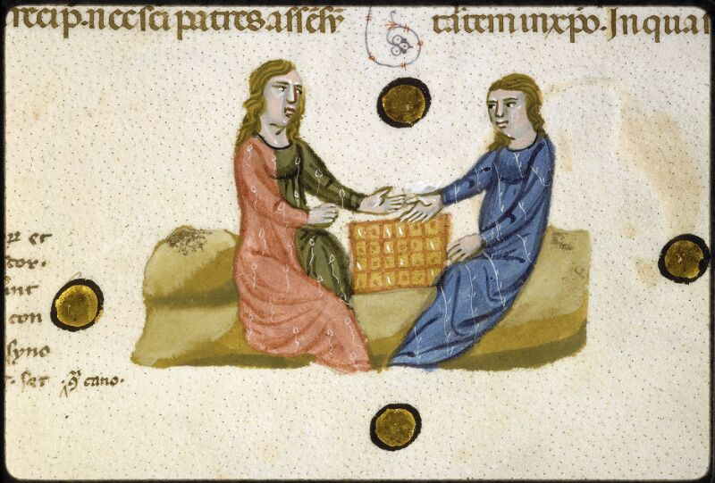 Lyon, Bibl. mun., ms. 5128, f. 009v - vue 2