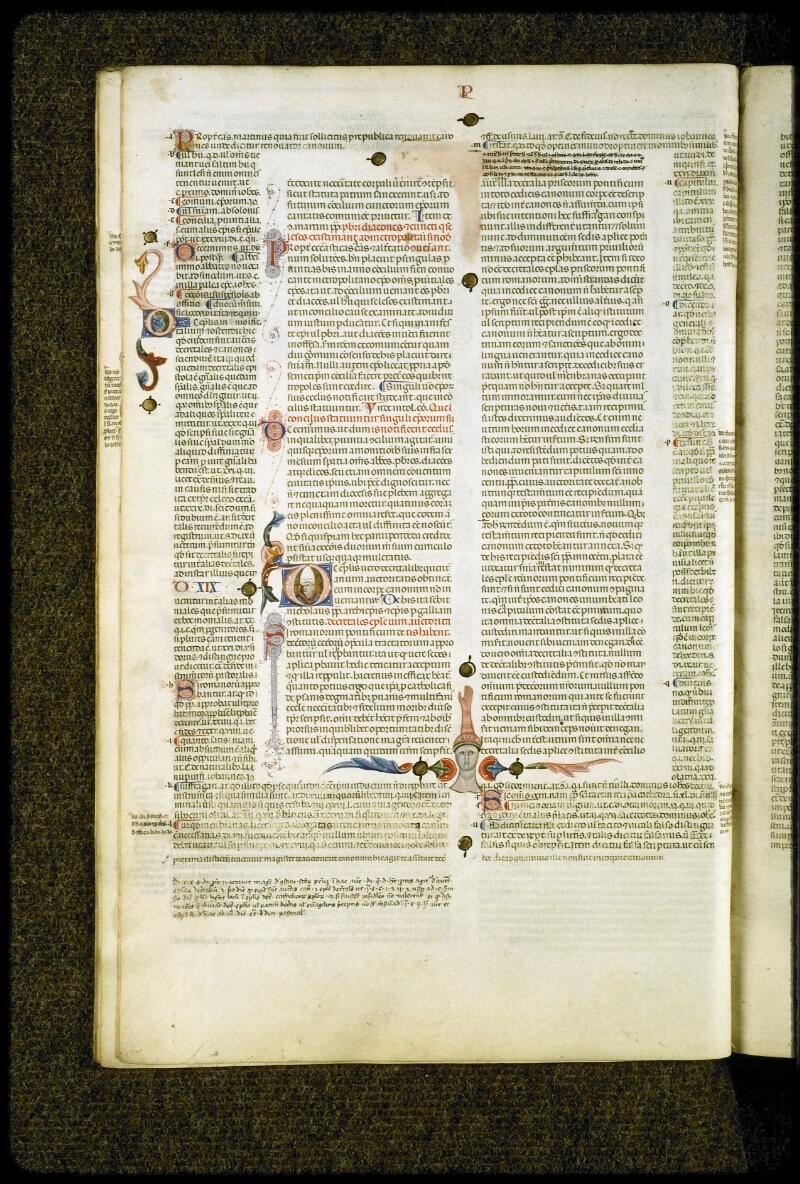 Lyon, Bibl. mun., ms. 5128, f. 012v - vue 1