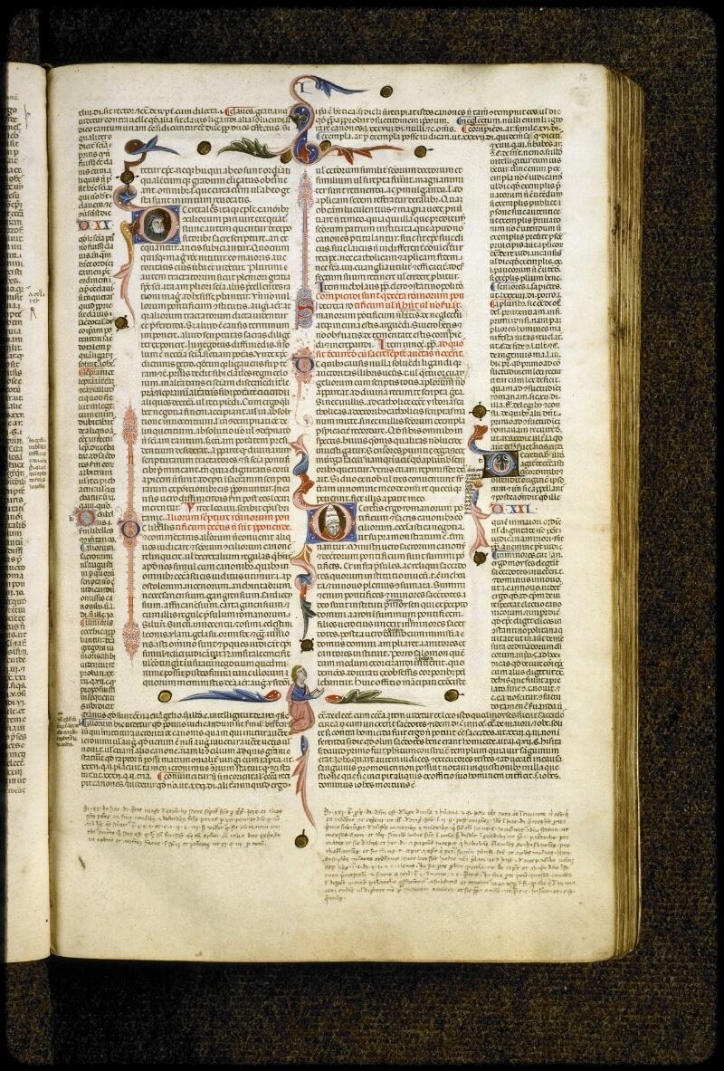 Lyon, Bibl. mun., ms. 5128, f. 014 - vue 1