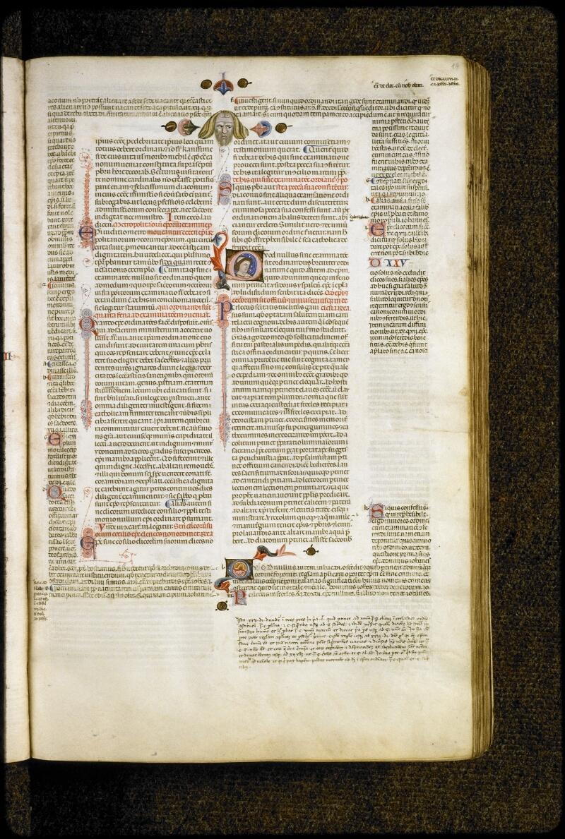 Lyon, Bibl. mun., ms. 5128, f. 019 - vue 1