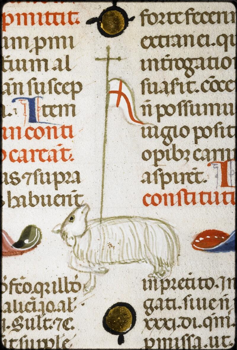 Lyon, Bibl. mun., ms. 5128, f. 021v - vue 3
