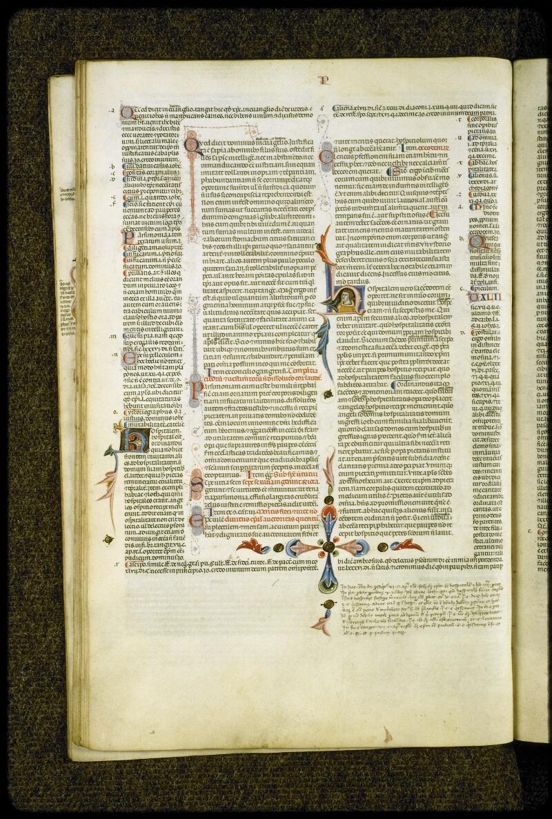 Lyon, Bibl. mun., ms. 5128, f. 031v - vue 1