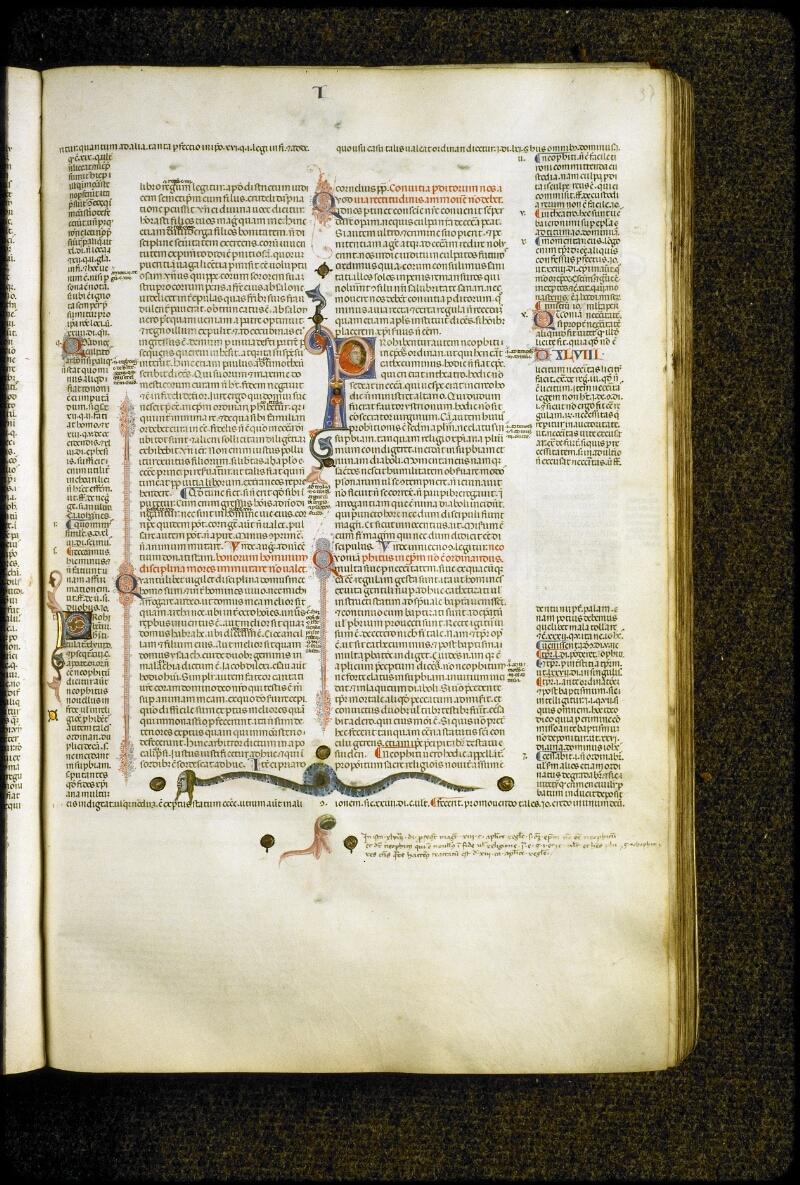 Lyon, Bibl. mun., ms. 5128, f. 037 - vue 1