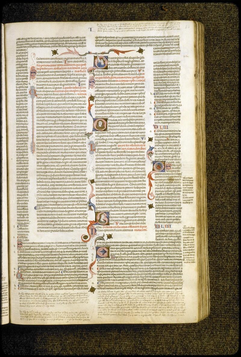 Lyon, Bibl. mun., ms. 5128, f. 044 - vue 1