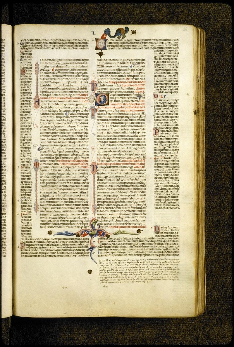 Lyon, Bibl. mun., ms. 5128, f. 046 - vue 1