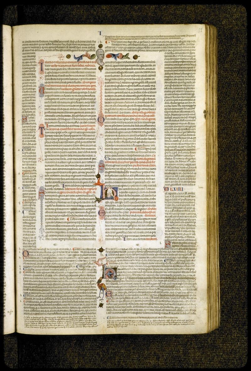 Lyon, Bibl. mun., ms. 5128, f. 053 - vue 1
