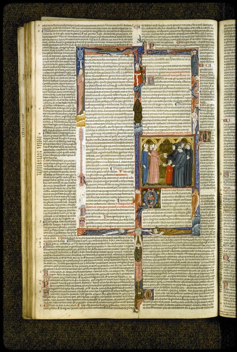 Lyon, Bibl. mun., ms. 5128, f. 074v - vue 1