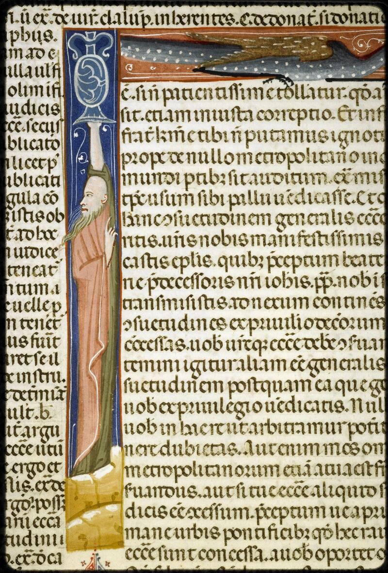 Lyon, Bibl. mun., ms. 5128, f. 074v - vue 3