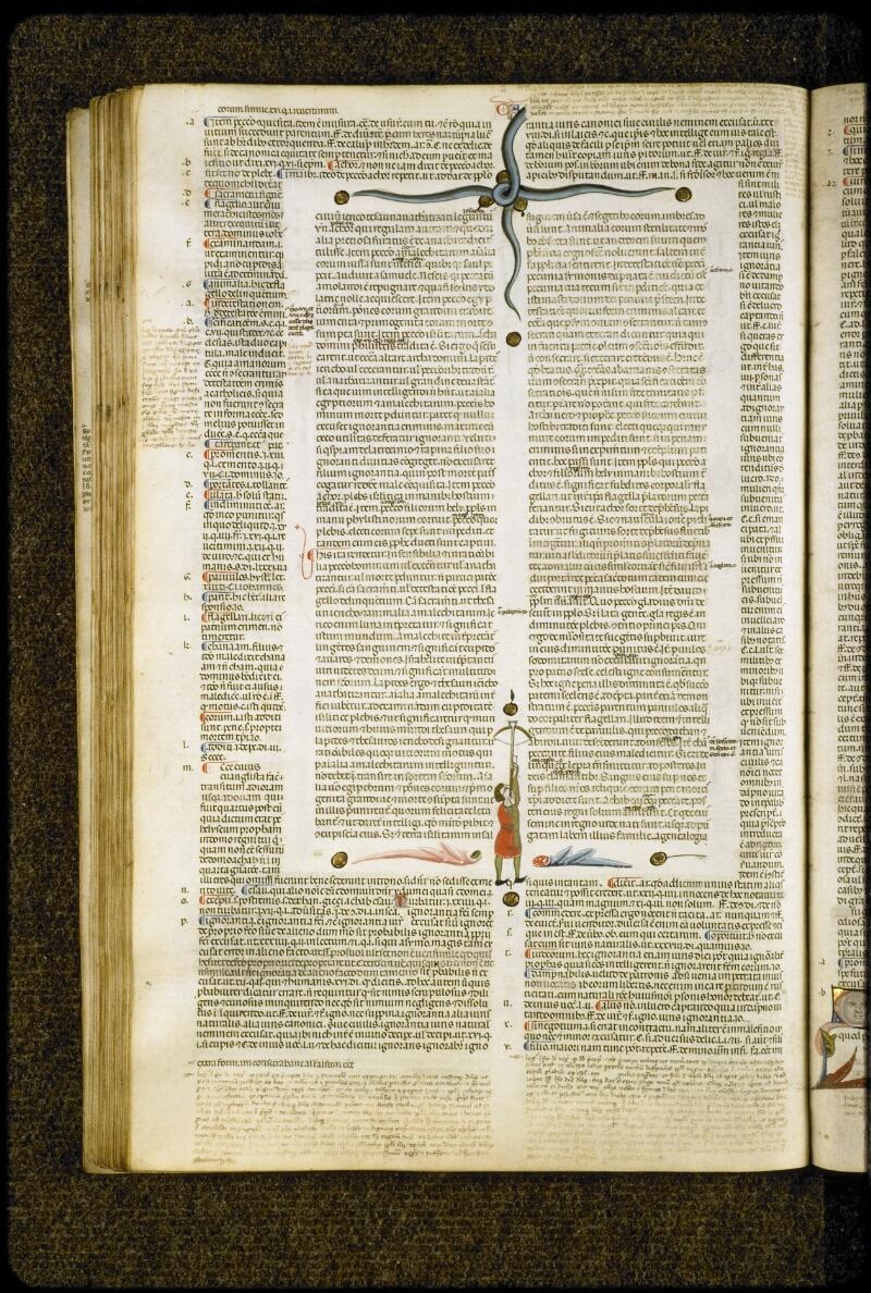 Lyon, Bibl. mun., ms. 5128, f. 088v - vue 1