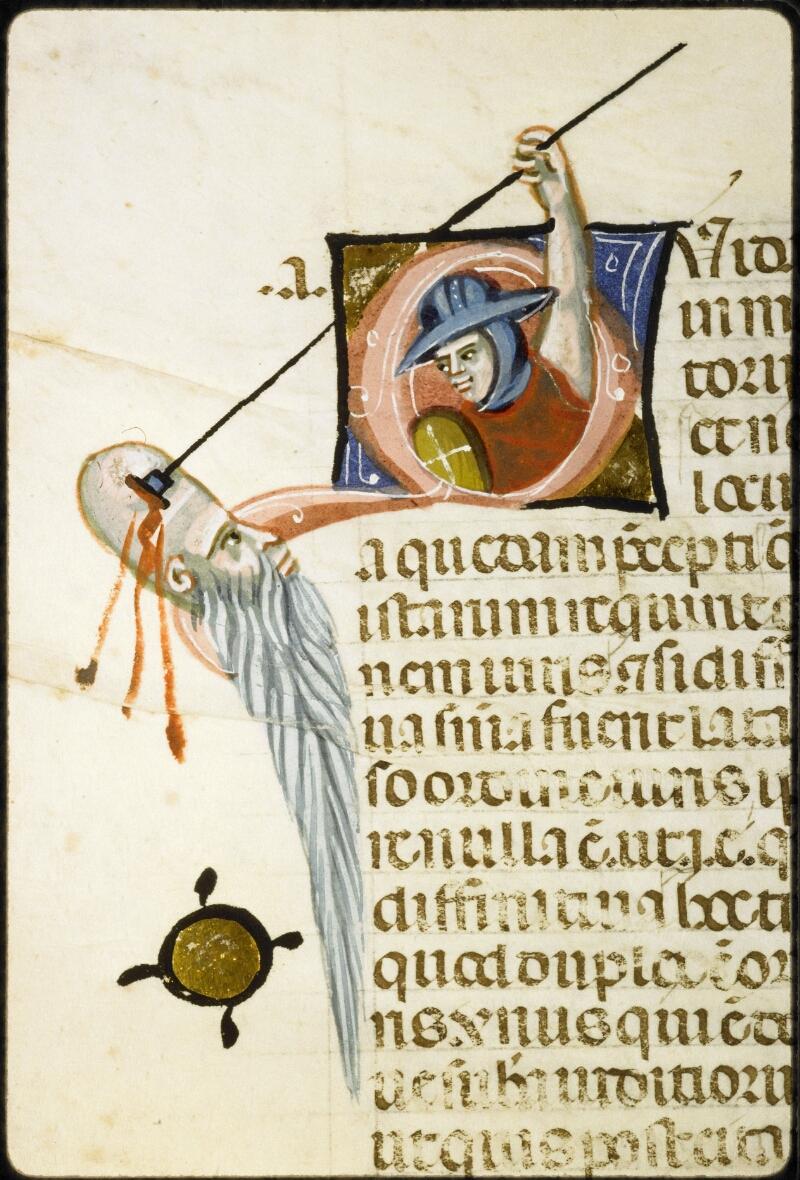 Lyon, Bibl. mun., ms. 5128, f. 092v - vue 3