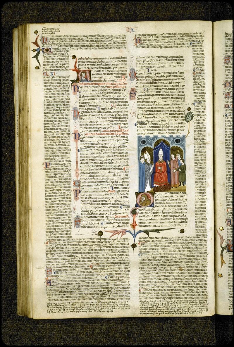 Lyon, Bibl. mun., ms. 5128, f. 113v - vue 1