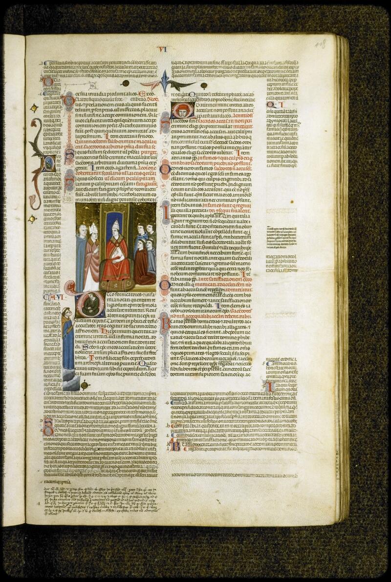 Lyon, Bibl. mun., ms. 5128, f. 118 - vue 1