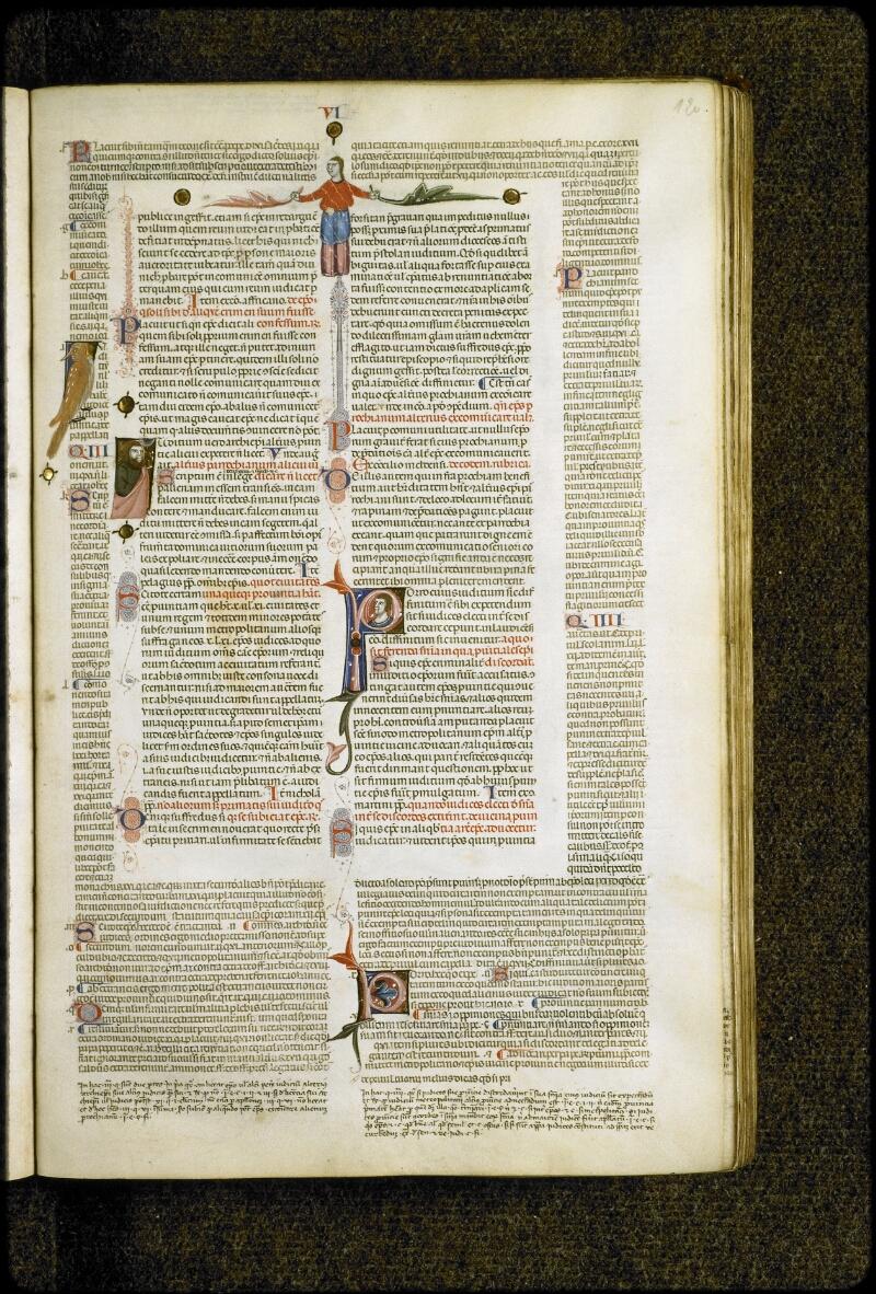 Lyon, Bibl. mun., ms. 5128, f. 120 - vue 1