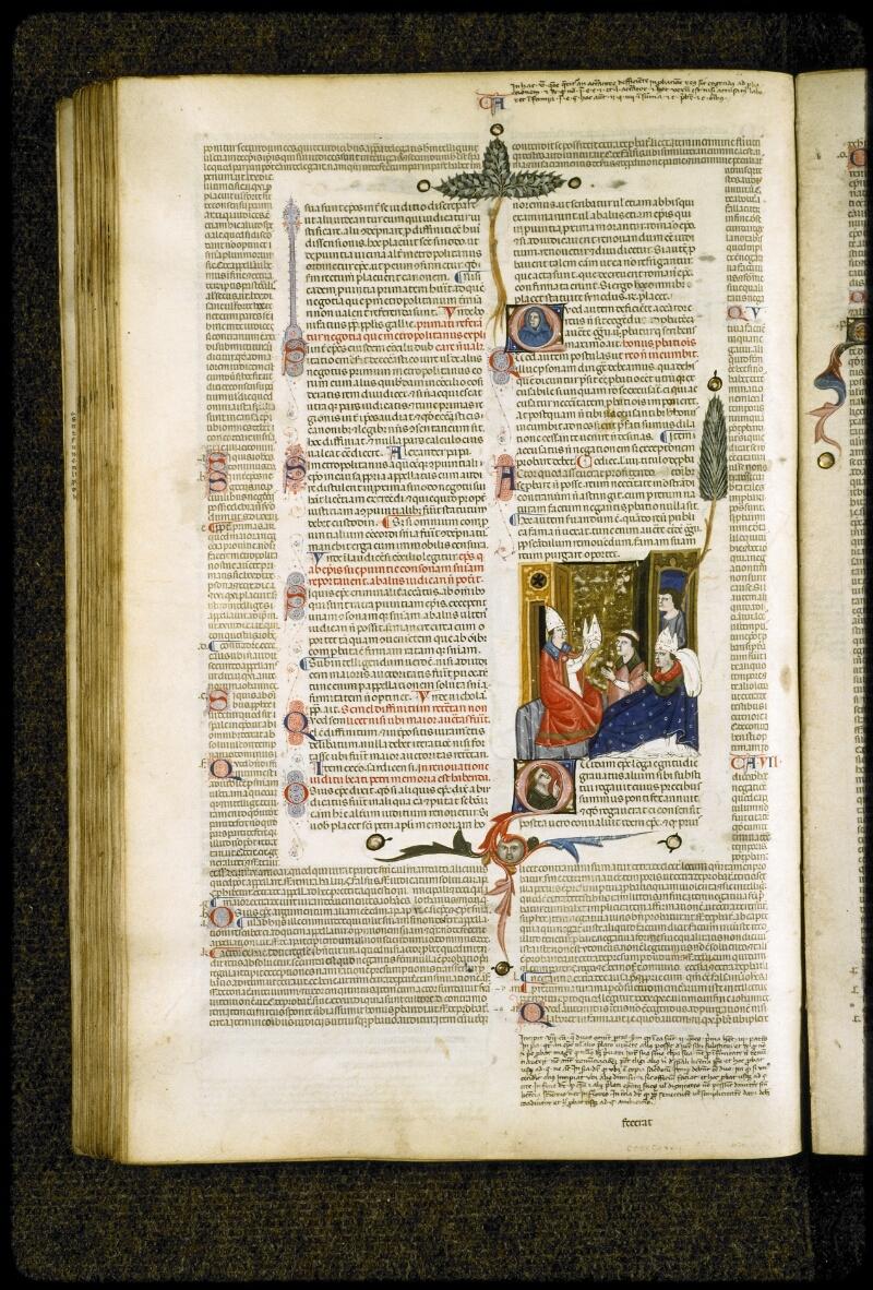Lyon, Bibl. mun., ms. 5128, f. 120v - vue 1