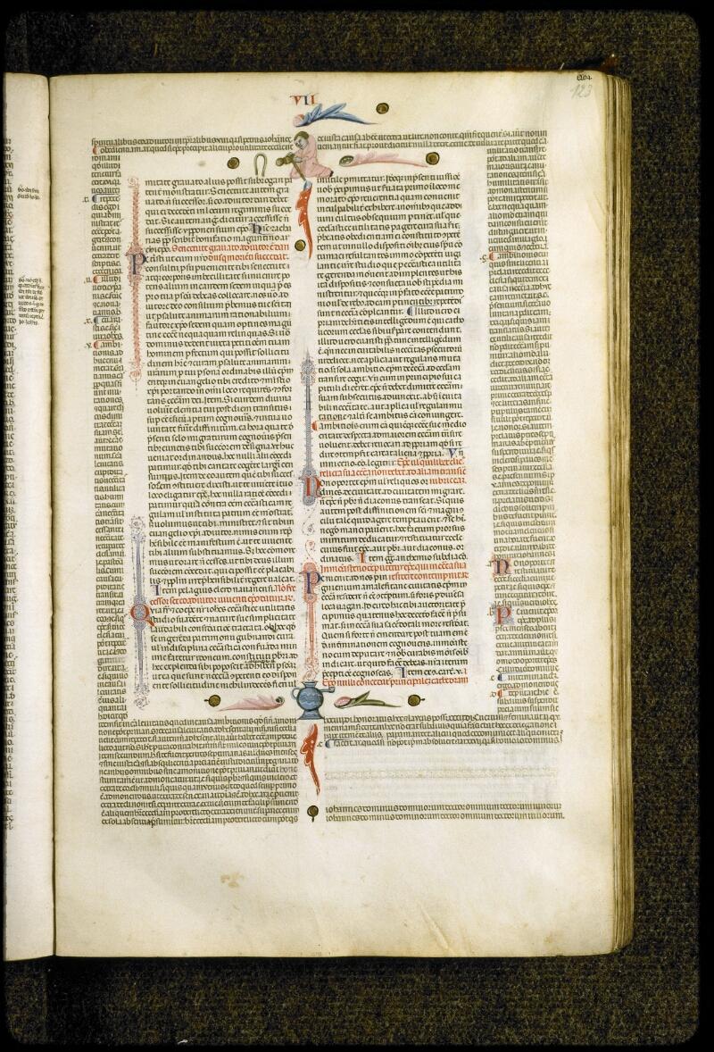 Lyon, Bibl. mun., ms. 5128, f. 123 - vue 1