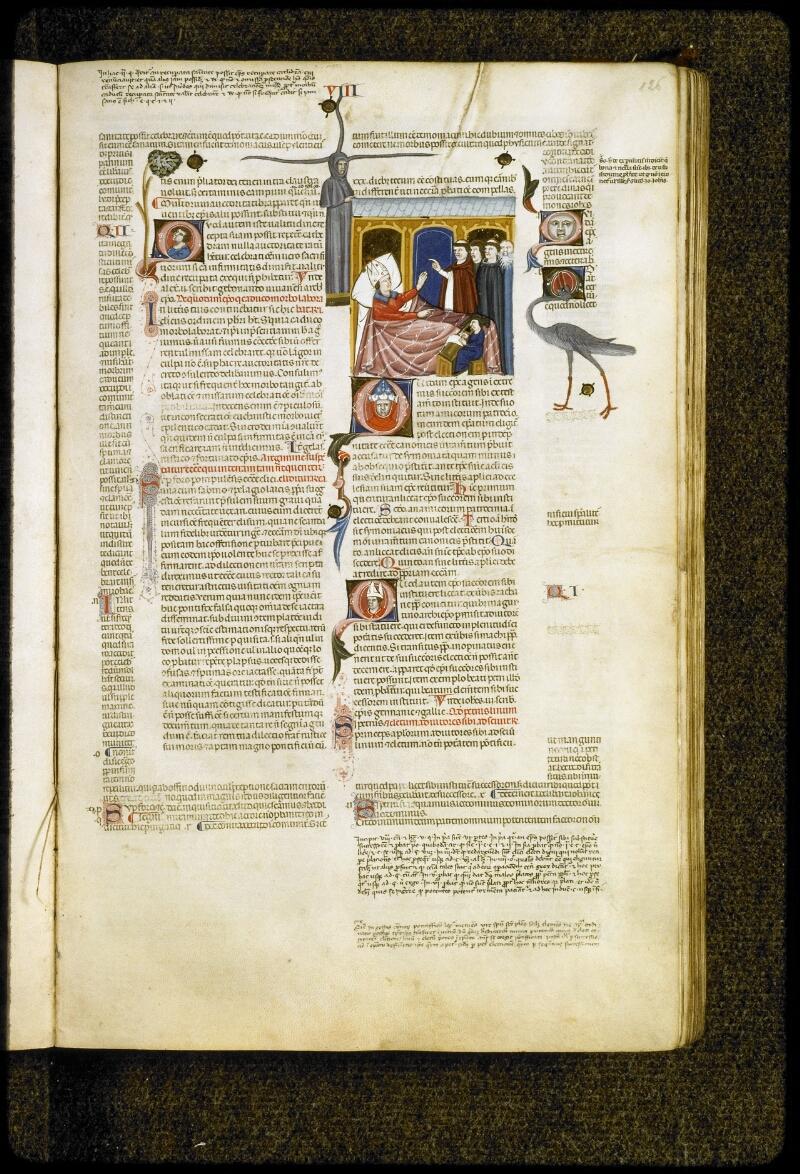 Lyon, Bibl. mun., ms. 5128, f. 126 - vue 1