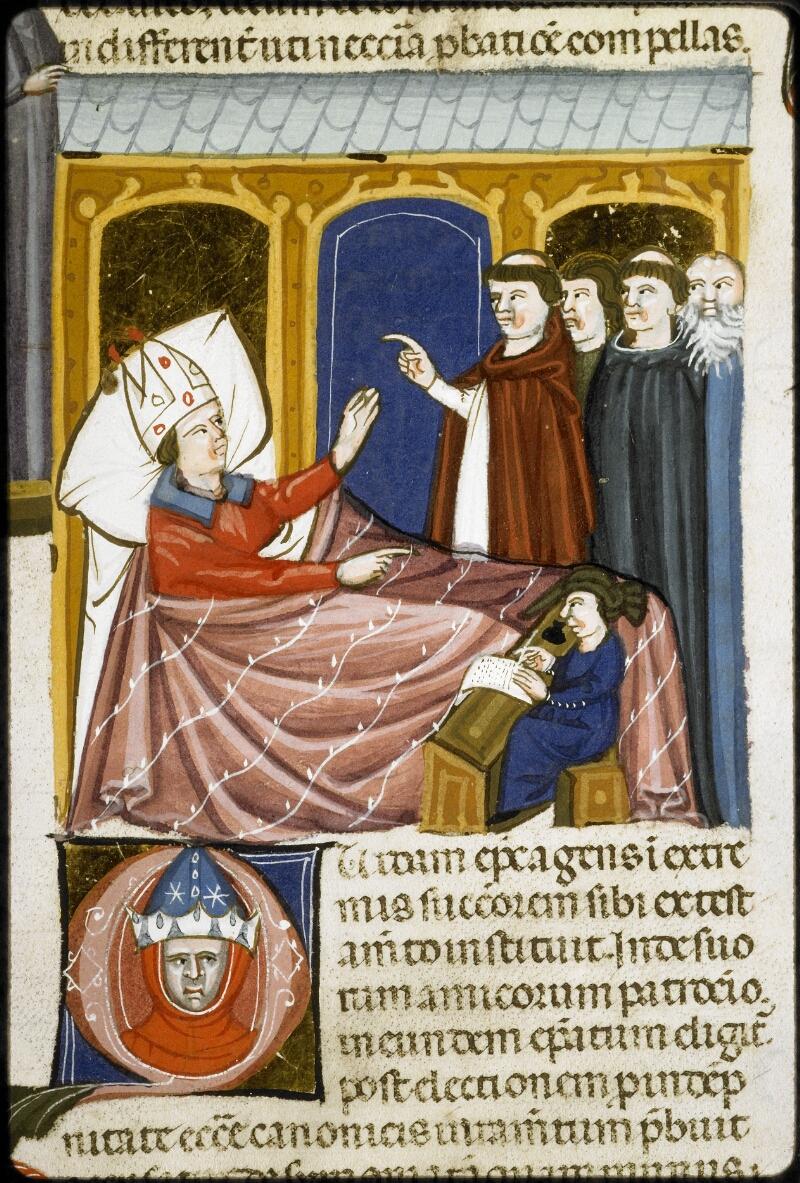 Lyon, Bibl. mun., ms. 5128, f. 126 - vue 2