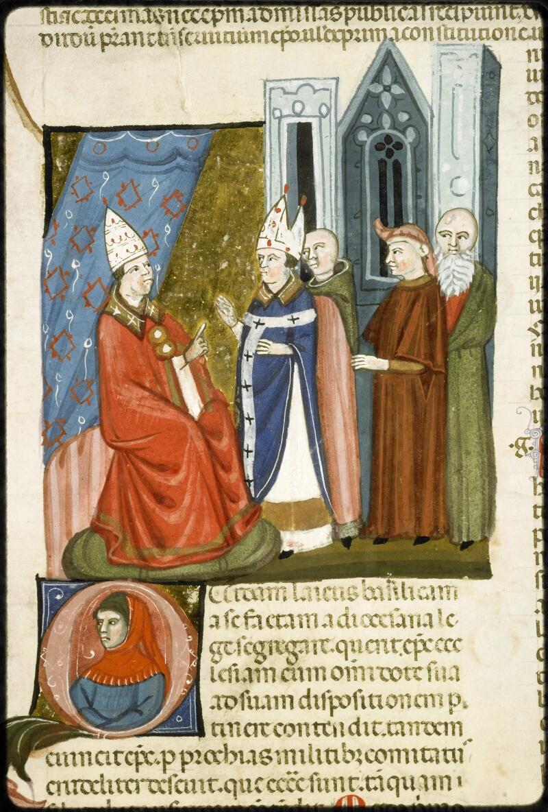 Lyon, Bibl. mun., ms. 5128, f. 131 - vue 2