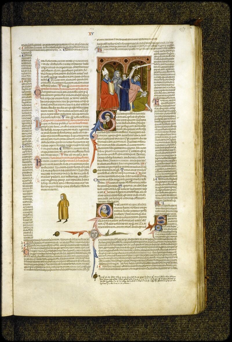 Lyon, Bibl. mun., ms. 5128, f. 159 - vue 1