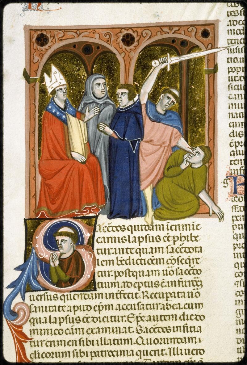 Lyon, Bibl. mun., ms. 5128, f. 159 - vue 2