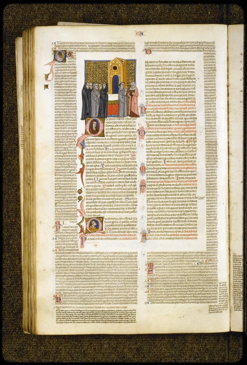 Lyon, Bibl. mun., ms. 5128, f. 163v - vue 1