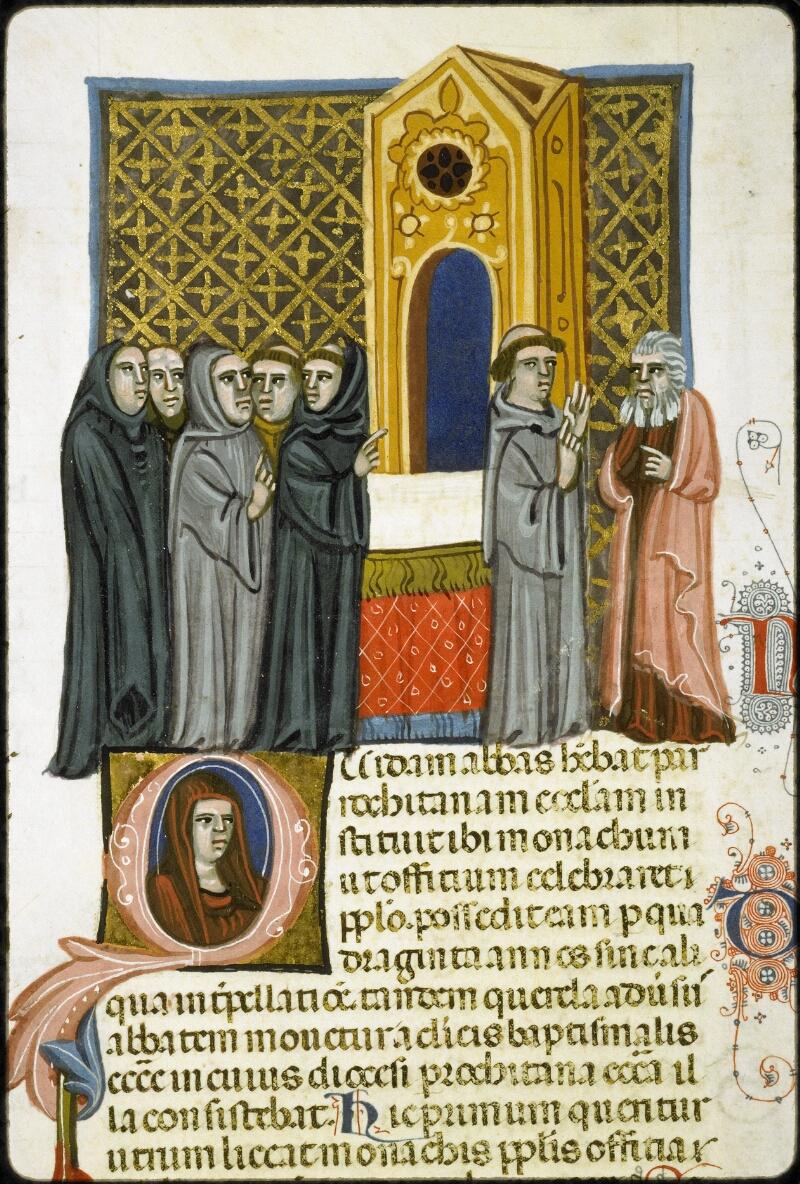 Lyon, Bibl. mun., ms. 5128, f. 163v - vue 2