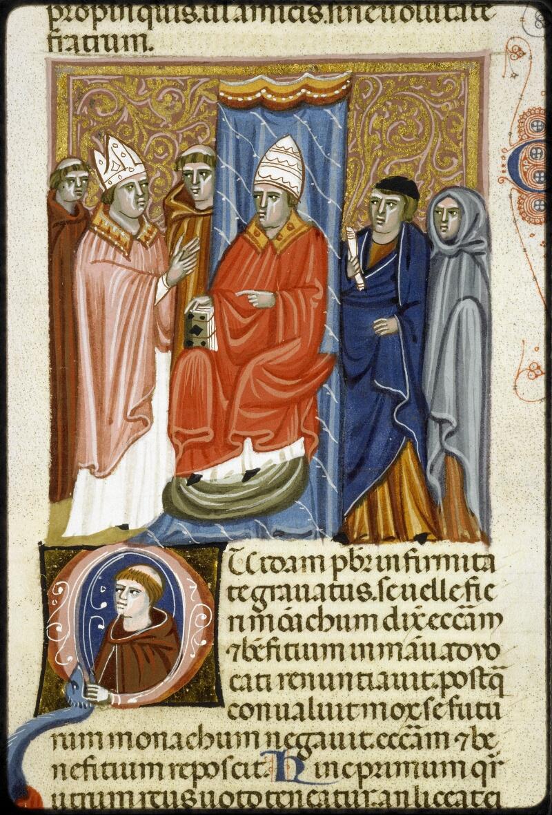 Lyon, Bibl. mun., ms. 5128, f. 175 - vue 2