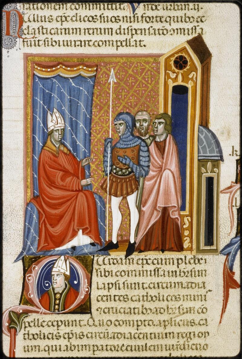 Lyon, Bibl. mun., ms. 5128, f. 192v - vue 2