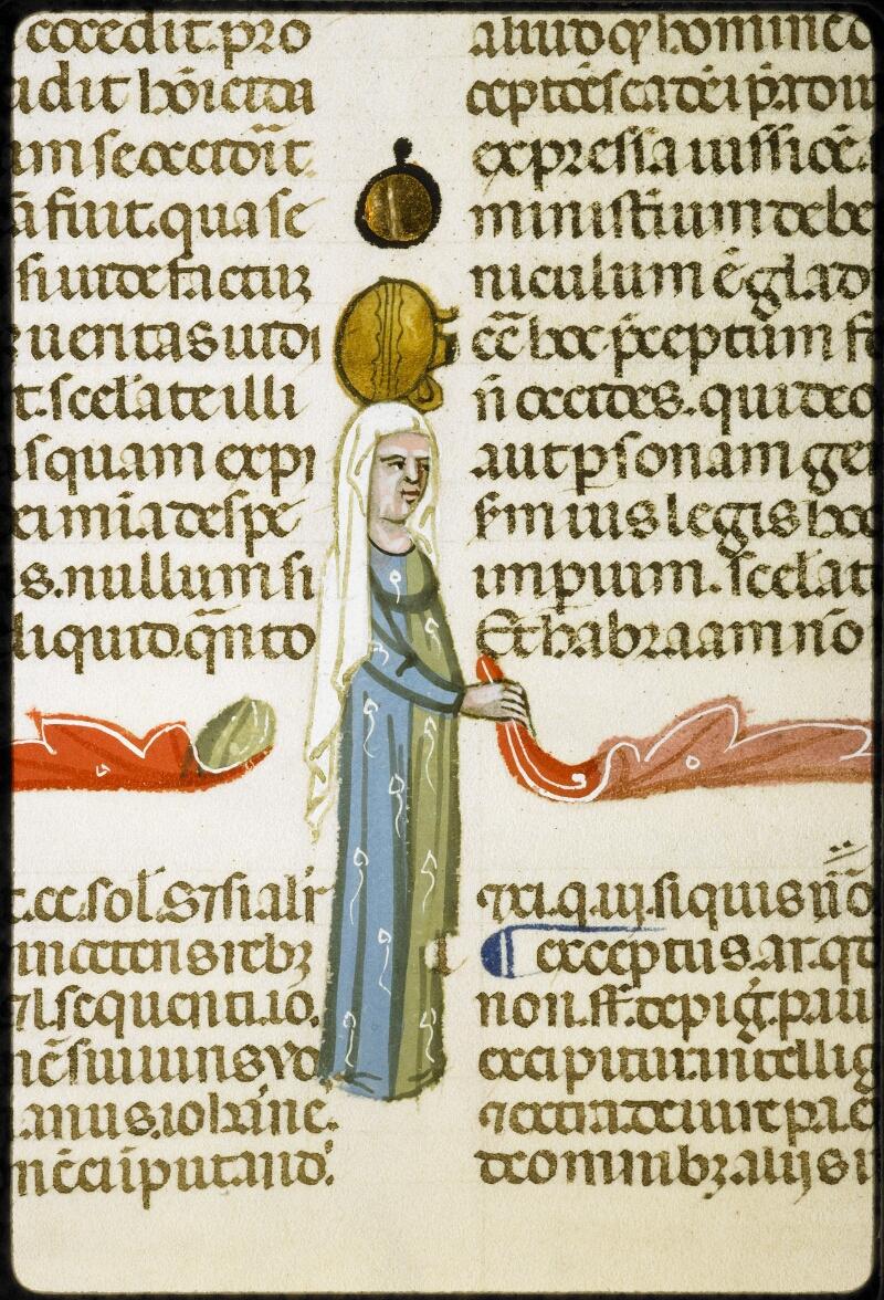 Lyon, Bibl. mun., ms. 5128, f. 204v - vue 2