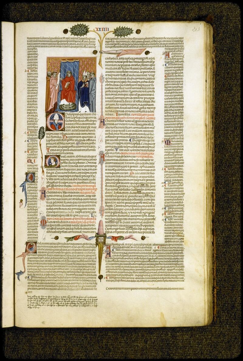 Lyon, Bibl. mun., ms. 5128, f. 213 - vue 1