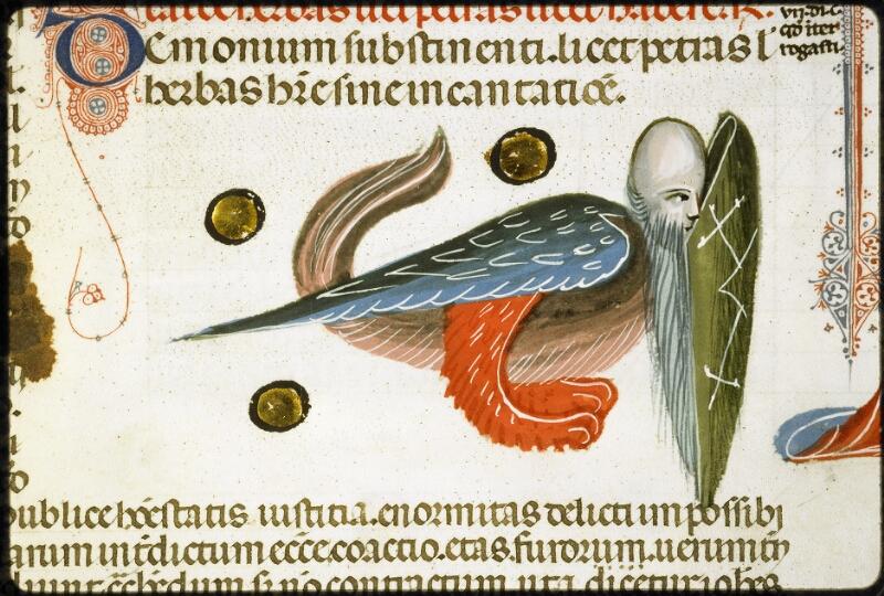 Lyon, Bibl. mun., ms. 5128, f. 232v - vue 3