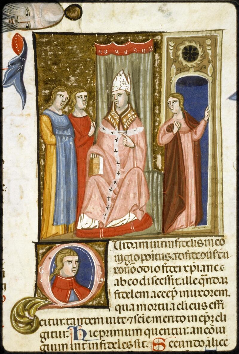 Lyon, Bibl. mun., ms. 5128, f. 240 - vue 2