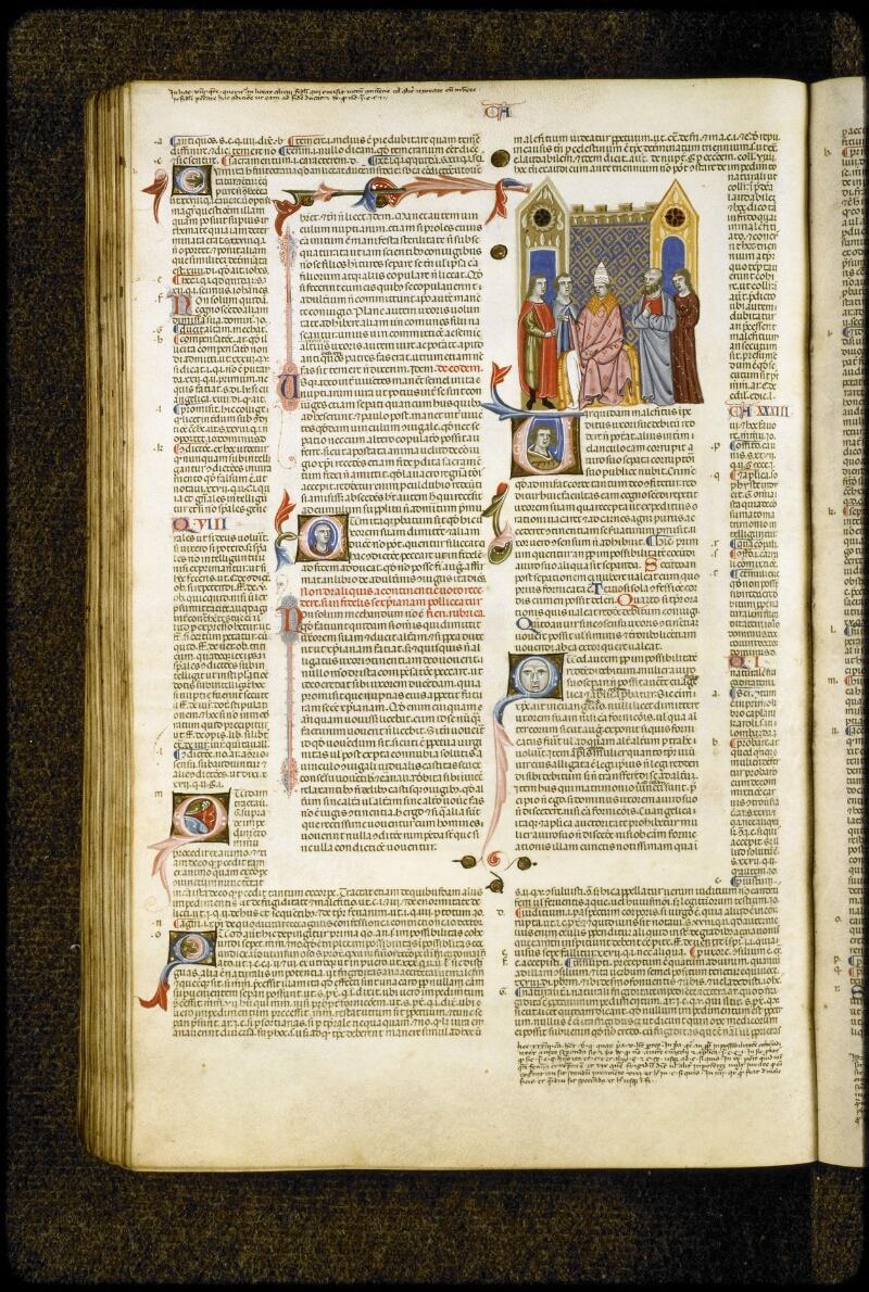 Lyon, Bibl. mun., ms. 5128, f. 256v - vue 1
