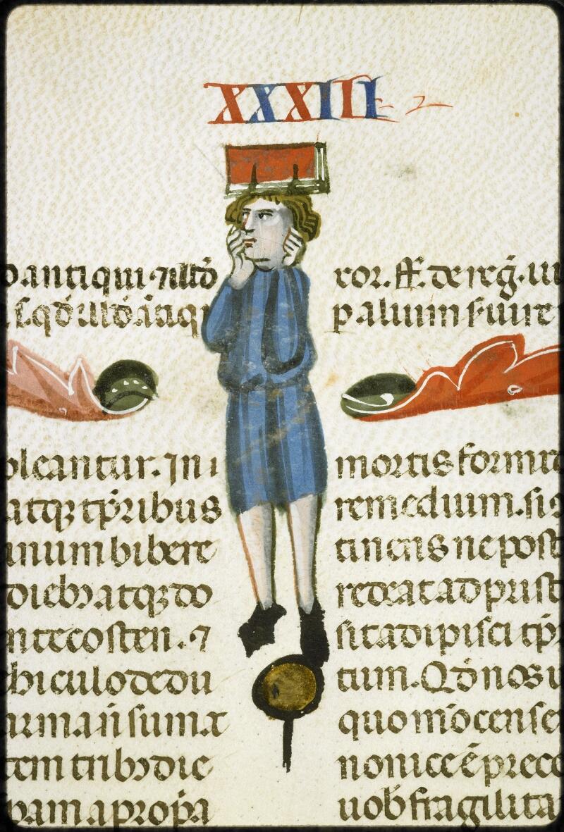 Lyon, Bibl. mun., ms. 5128, f. 259 - vue 2