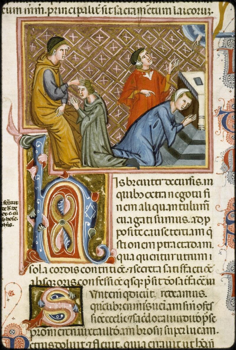 Lyon, Bibl. mun., ms. 5128, f. 260 - vue 2