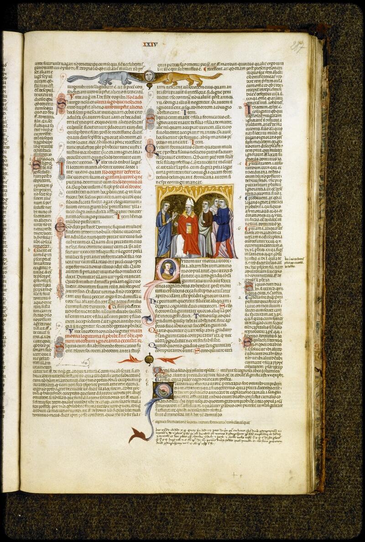 Lyon, Bibl. mun., ms. 5128, f. 287 - vue 1