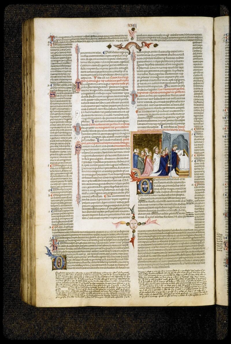 Lyon, Bibl. mun., ms. 5128, f. 294v - vue 1