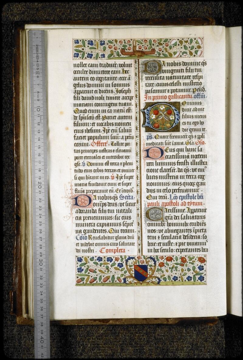 Lyon, Bibl. mun., ms. 5129, f. 017v - vue 1