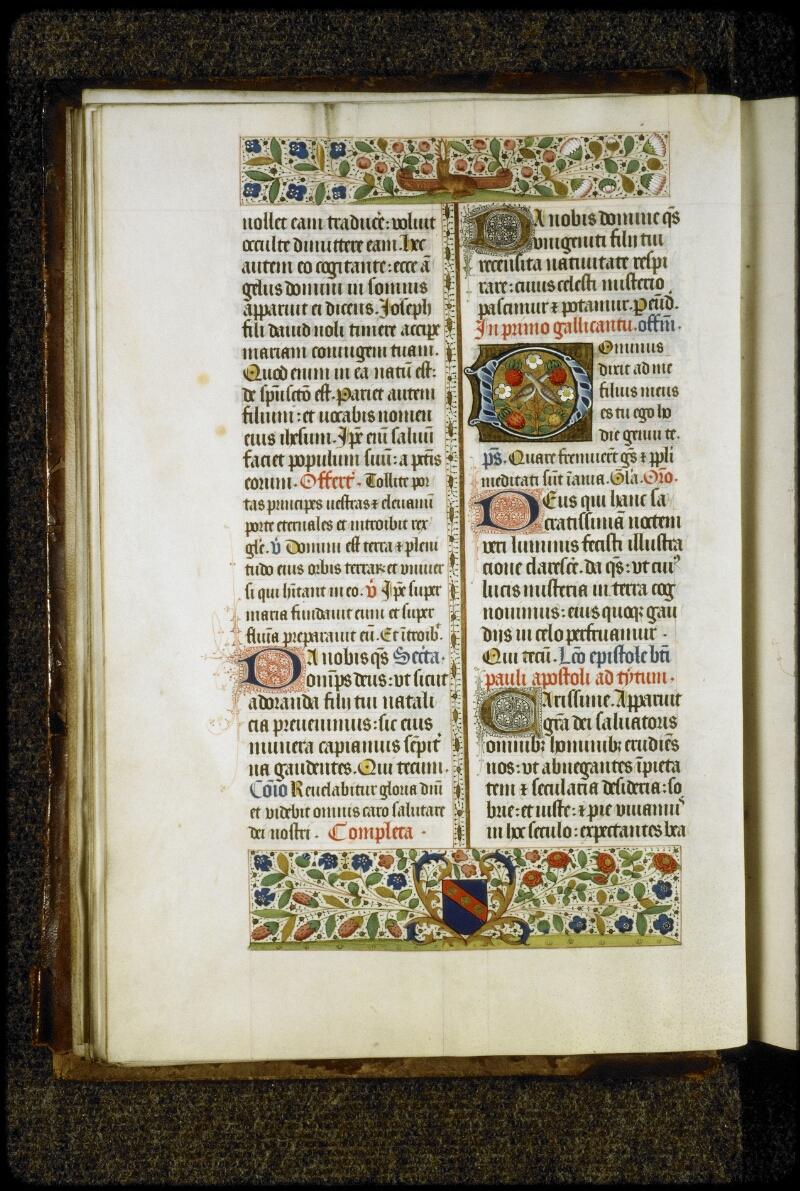 Lyon, Bibl. mun., ms. 5129, f. 017v - vue 2