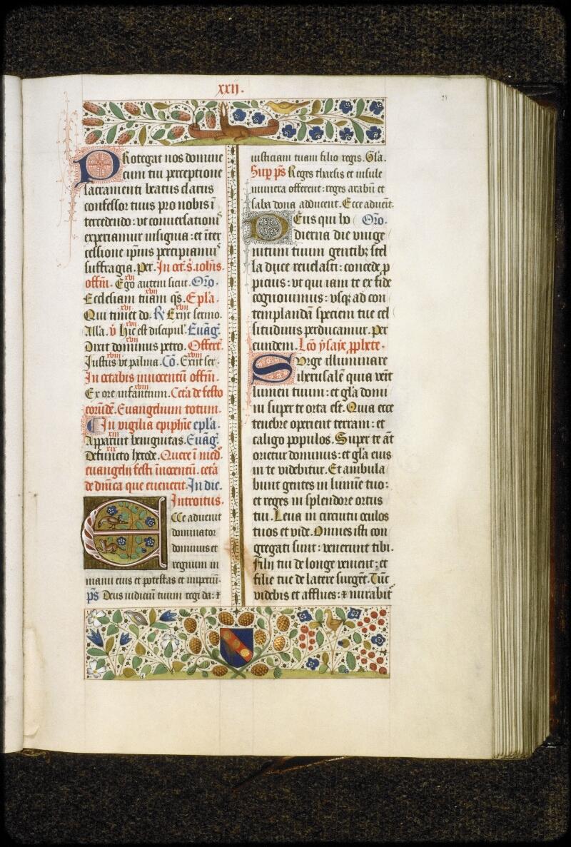 Lyon, Bibl. mun., ms. 5129, f. 028 - vue 1