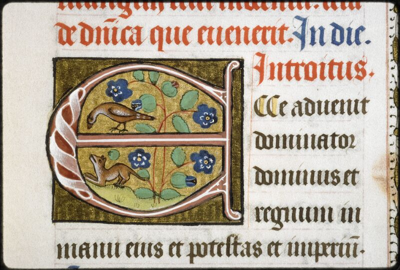 Lyon, Bibl. mun., ms. 5129, f. 028 - vue 2