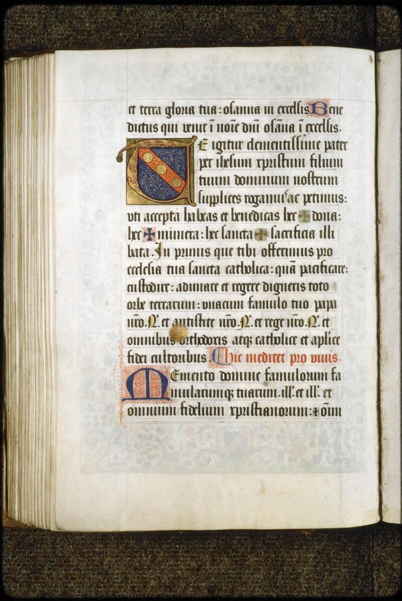 Lyon, Bibl. mun., ms. 5129, f. 143v - vue 1