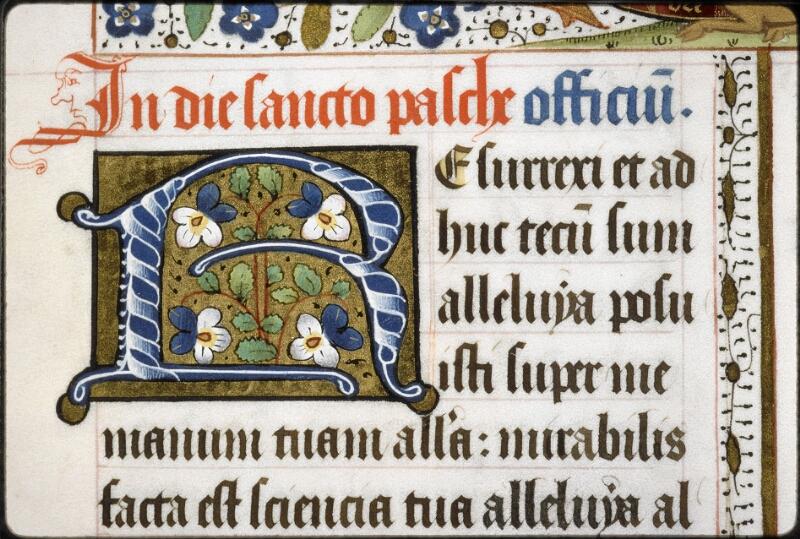 Lyon, Bibl. mun., ms. 5129, f. 150 - vue 2