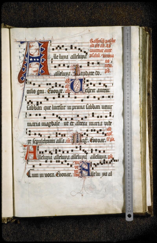 Lyon, Bibl. mun., ms. 5130, f. 007 - vue 1