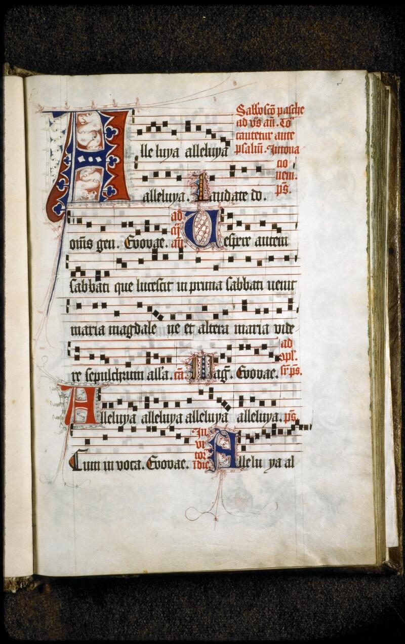 Lyon, Bibl. mun., ms. 5130, f. 007 - vue 2