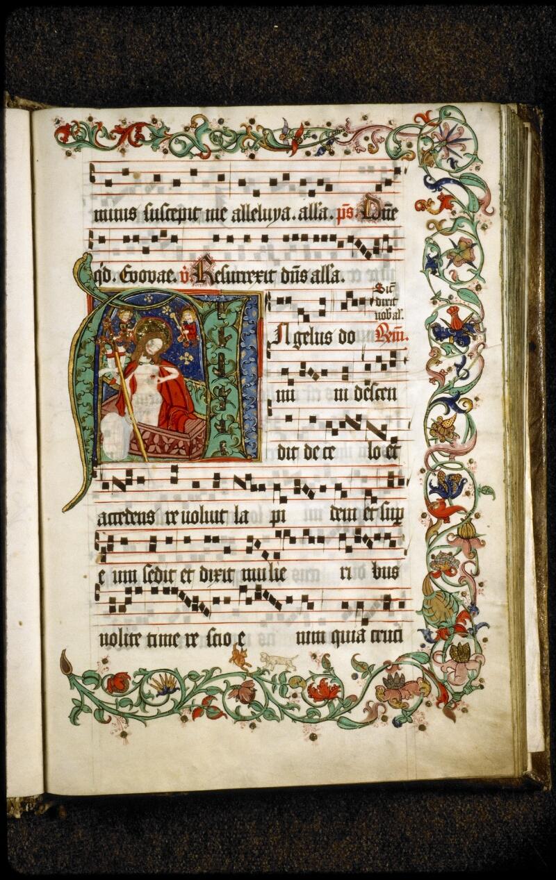 Lyon, Bibl. mun., ms. 5130, f. 008 - vue 1