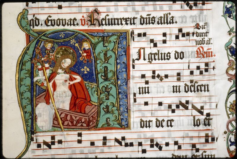 Lyon, Bibl. mun., ms. 5130, f. 008 - vue 2
